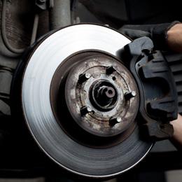 service brake